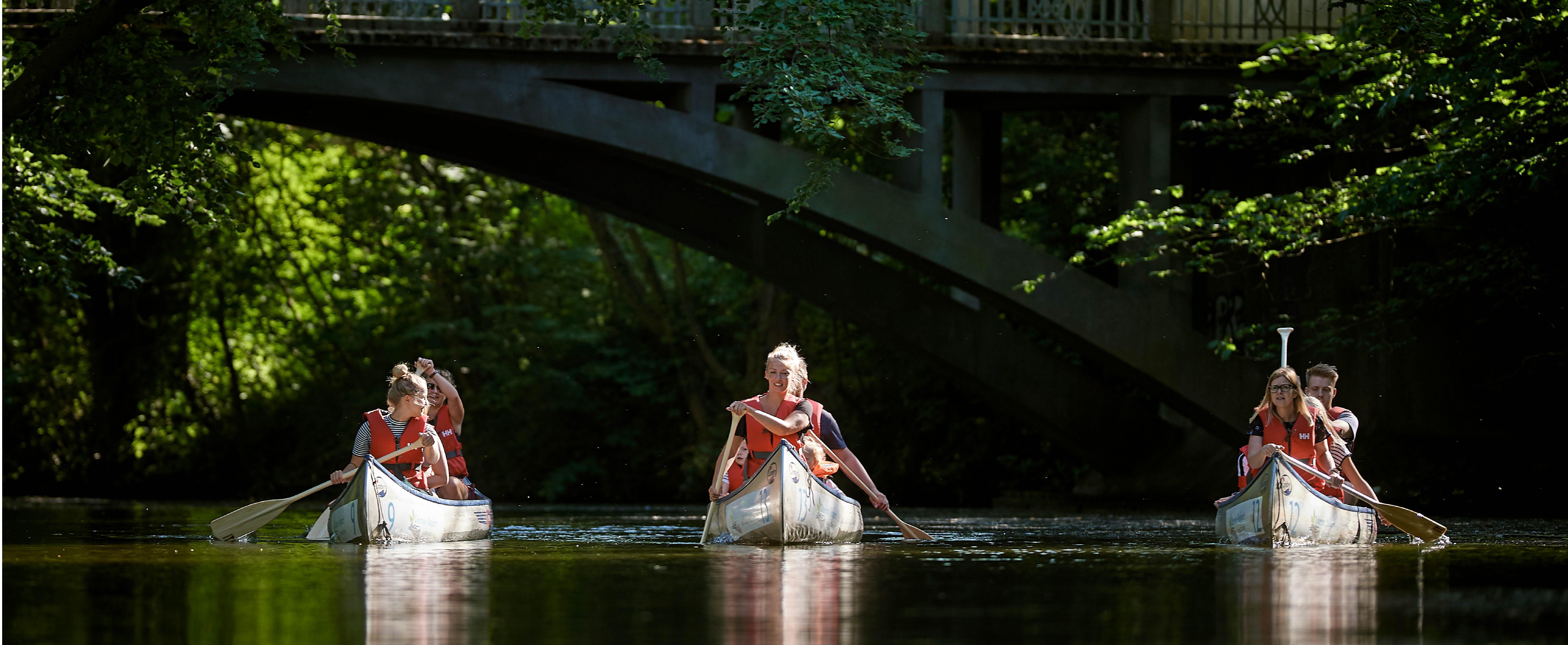 Odense Aafart – Canoe Rental